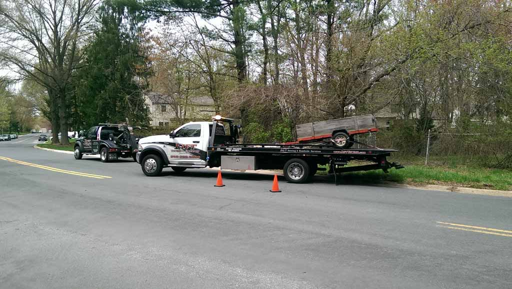 Roadside Assistance Towing